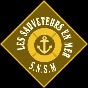 Logo Société Nationale de Sauvetage en Mer